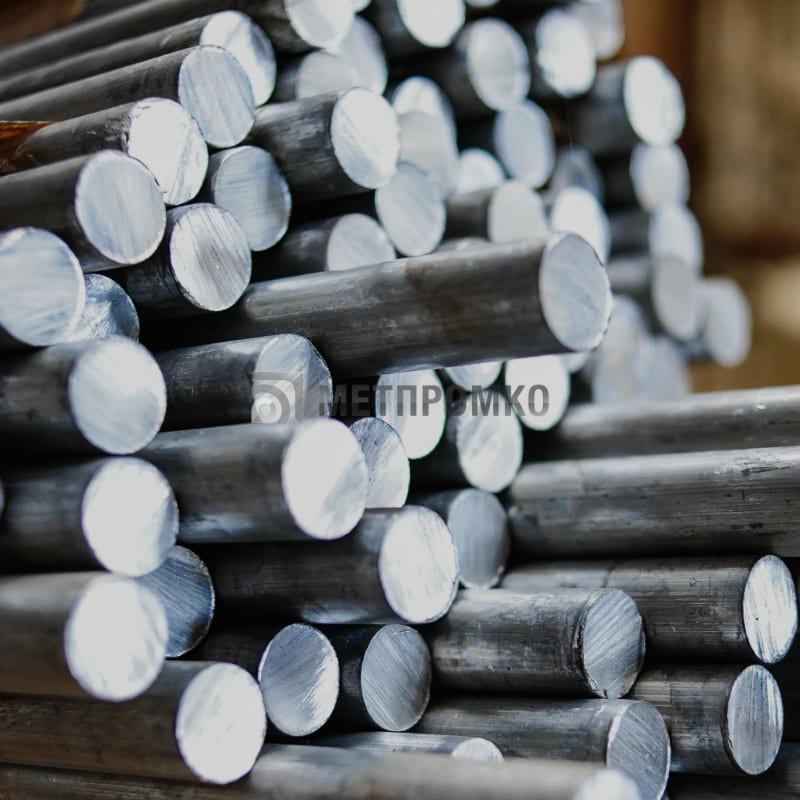 Круг стальной горячекатаный 70 мм ШХ-15 ГОСТ 2590-88