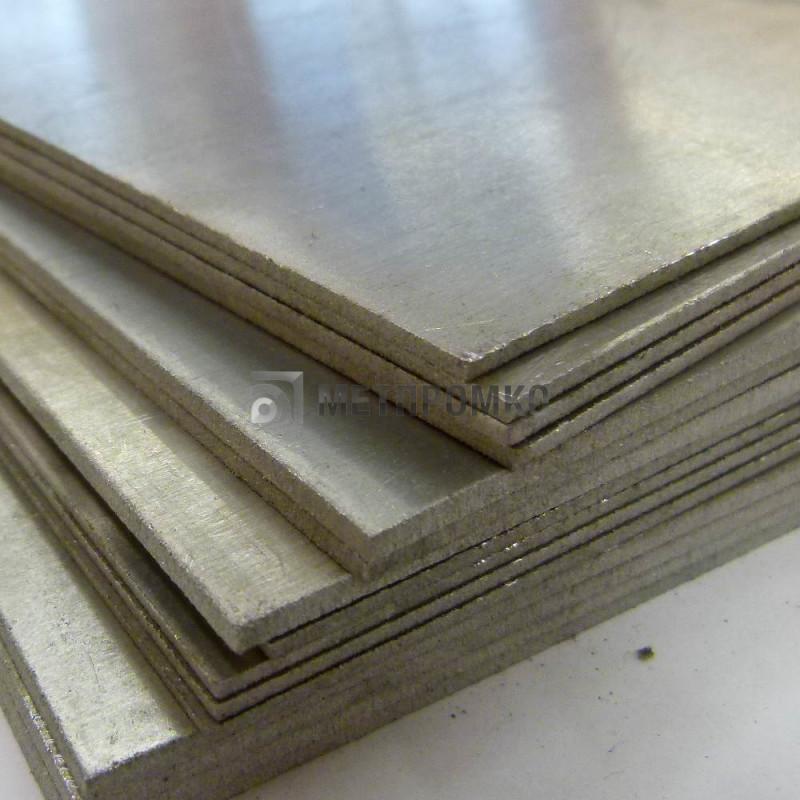 Лист алюминий А0, А3, А5, А5М, А6, А7, ГОСТ 21631-76